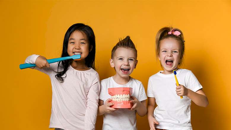 Report shows oral health gap is closing for Scottish children