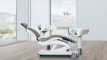 Treatment centers and dental chairs – just a part, or the heart, of the practice?