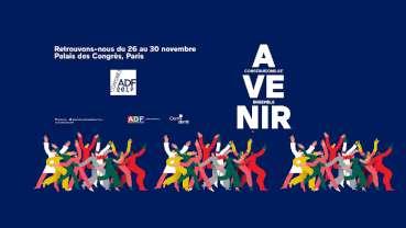 Congrès ADF 2019 : « Avenir, construisons-le ensemble »