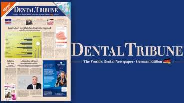 Parodontologie im Fokus der <em>Dental Tribune Germany</em>