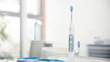 Nouveauté à l'ADF : Brosse à dents ExpertClean de Philips