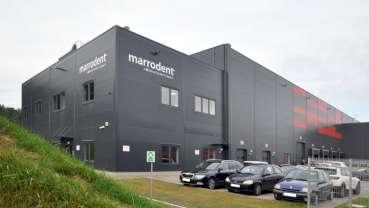 Nowe stomatologiczne centrum dystrybucyjne Marrodent