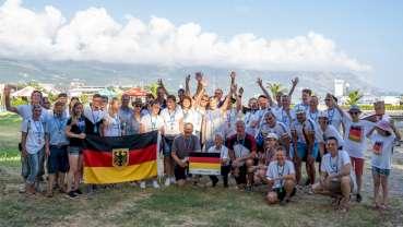 41. Sportweltspiele der Medizin und Gesundheit 2020 in Portugal