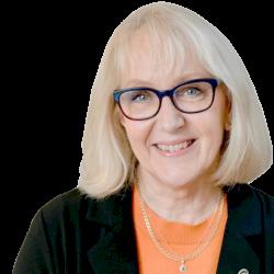 Yvonne Nyblom President of EDHF