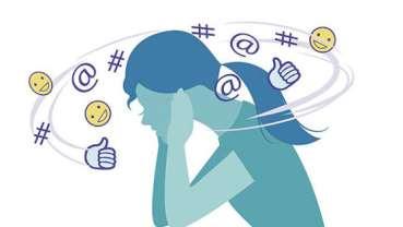 Sono 300 mila i giovani tra i 12 e i 25 anni con dipendenza da internet