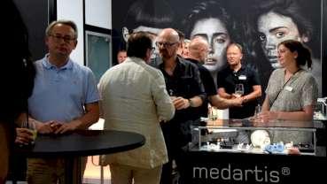 Medartis bietet qualitative Produkte und innovative Behandlungsmöglichkeiten